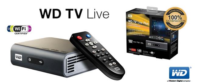 WDTV Live Plus