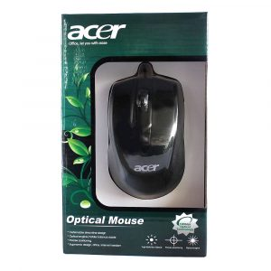 Mouse Óptico USB con cable 1200dpi