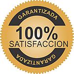 Logo Satisfacción del Cliente Garantizada