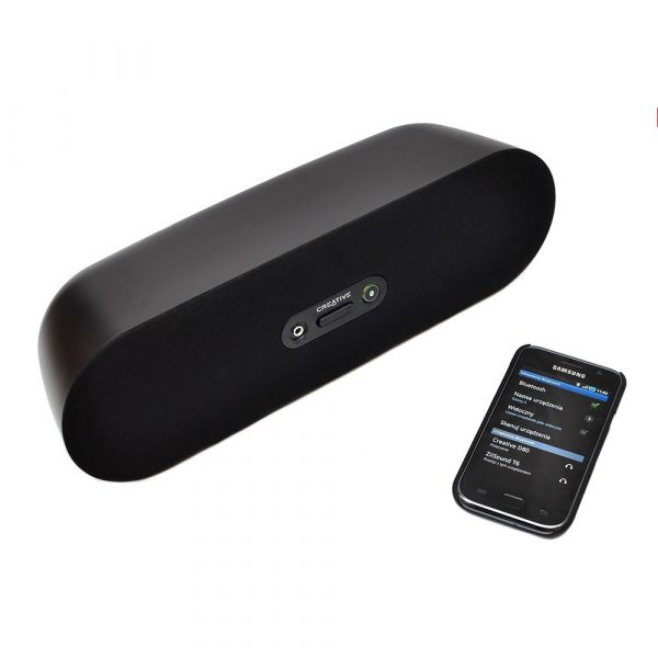 Altavoz Inalámbrico Bluetooth D80