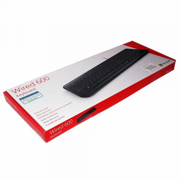 Teclado 600 con Cable USB Español