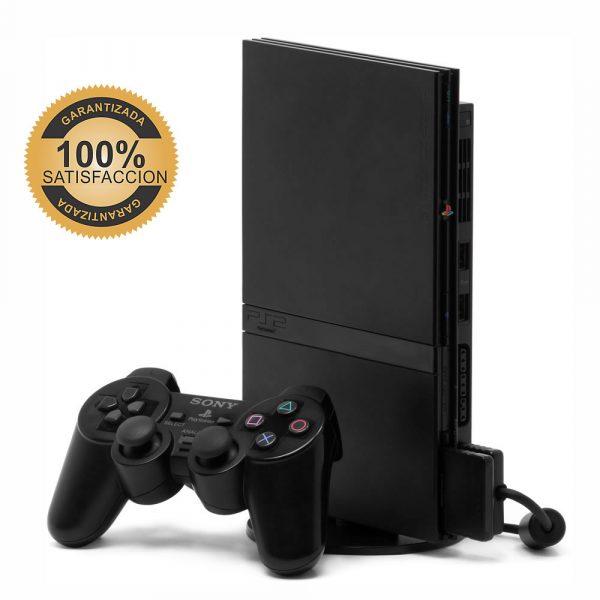 Cónsola PlayStation 2 Slim (con Mod Chip)
