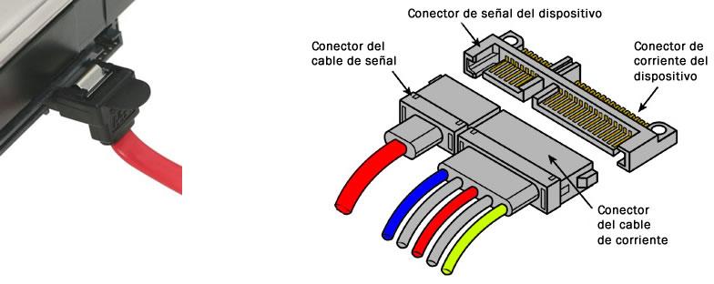 Cable SATA II Premium 1 Conector 90°
