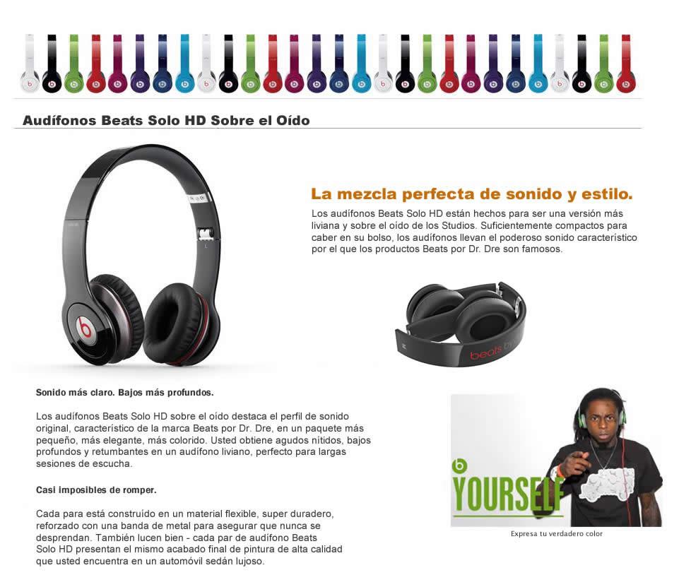 Audífono Solo HD