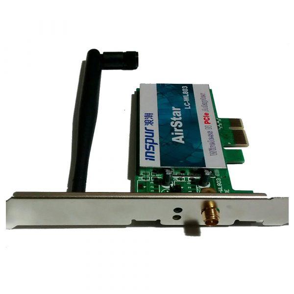 Tarjeta de Red WI-Fi Airstar LCWL803 PCIe