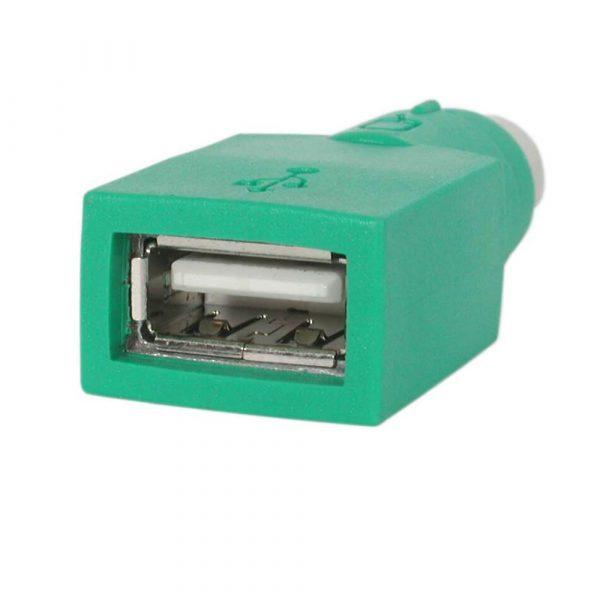 Adaptador para Mouse USB a PS2