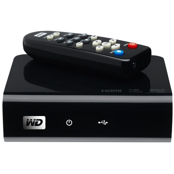Reproductor Multimedia WD TV HD 1080p