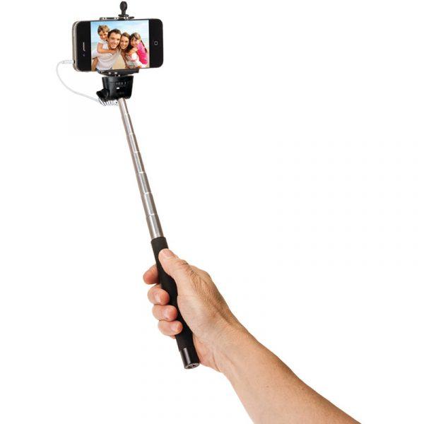 Bastón Universal para Selfies con Cable