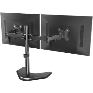 Base Ajustable para Doble Monitor